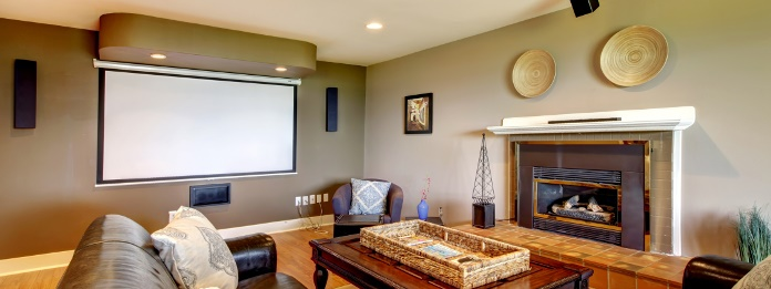 We Have Over 15+ Years Of Experience In The Business Selling And Installing  Custom Home Cinema All Over The Greater Dallas TX Area.