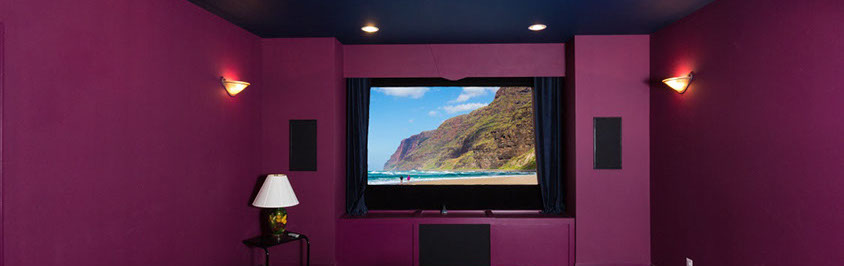 Dallas home theater system installation company