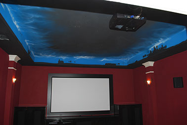 Home theater company installer Dallas Frisco Plano Allen McKinney TX Texas